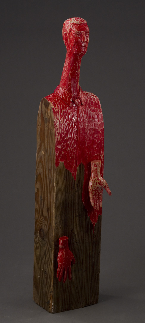 """Man in Red"", 2013"