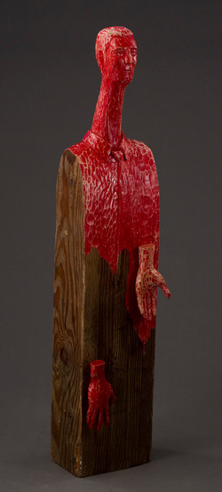 """""""Man in Red"""", 2013"""