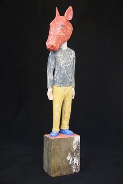 """""""Horse Mask"""", 2015"""