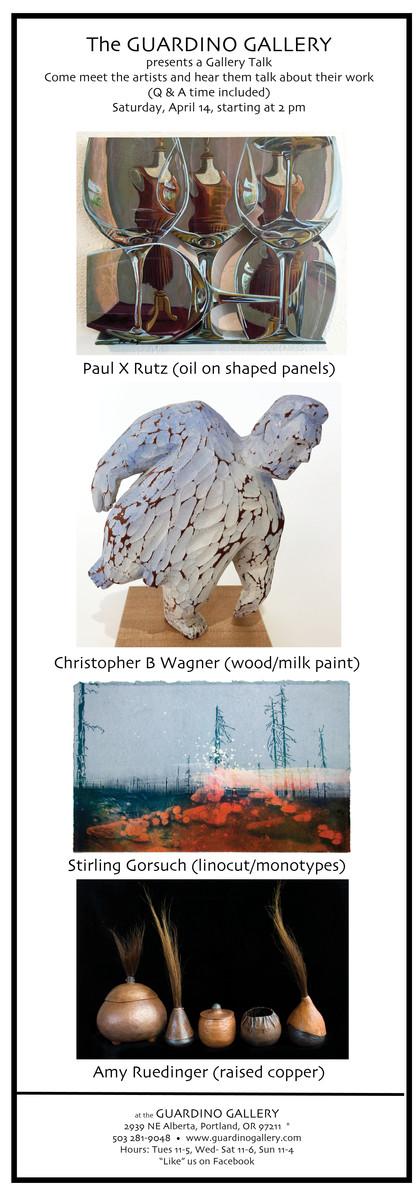 Guardino Gallery Artist Talk