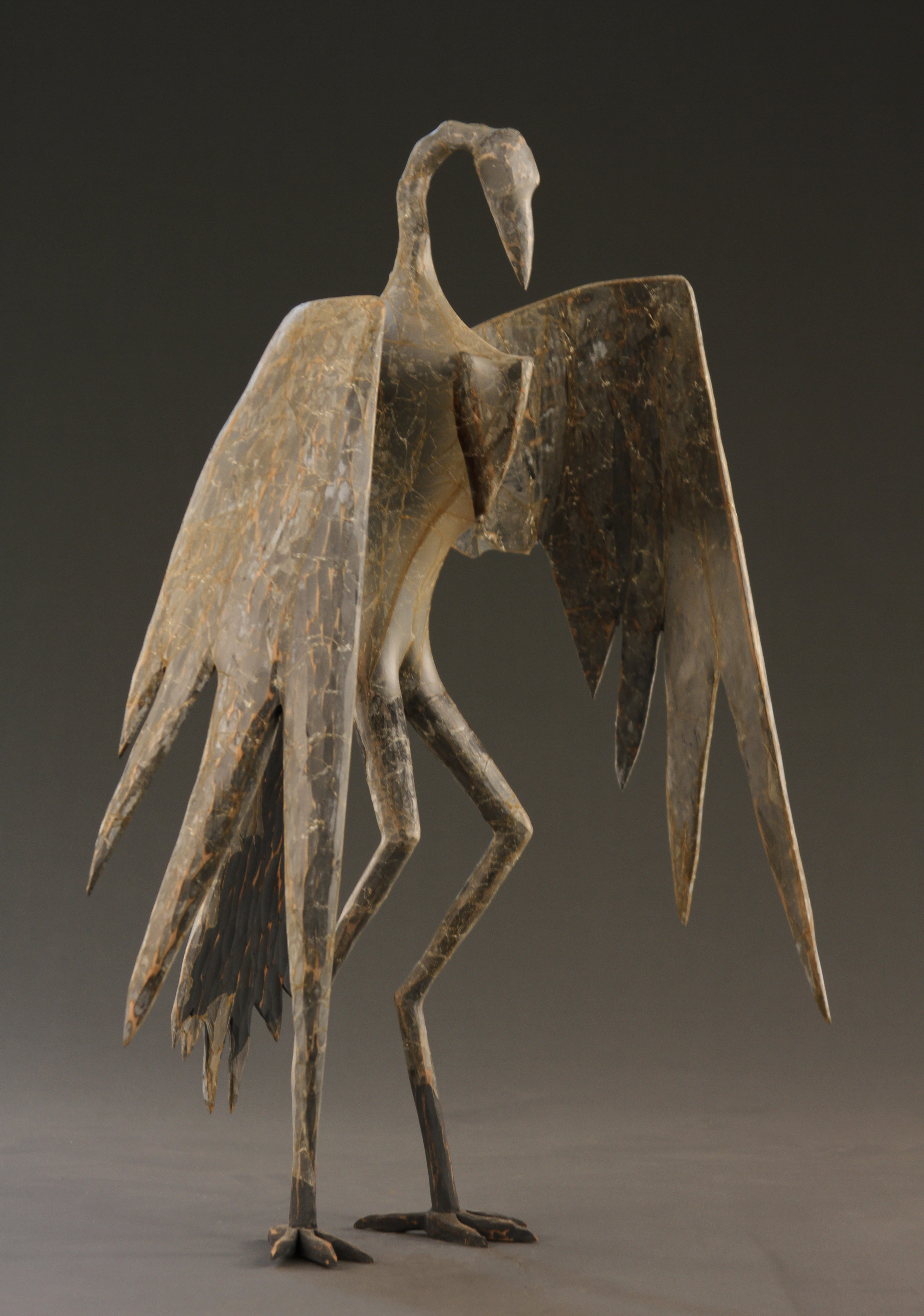 """Standing Crow"", 2012"