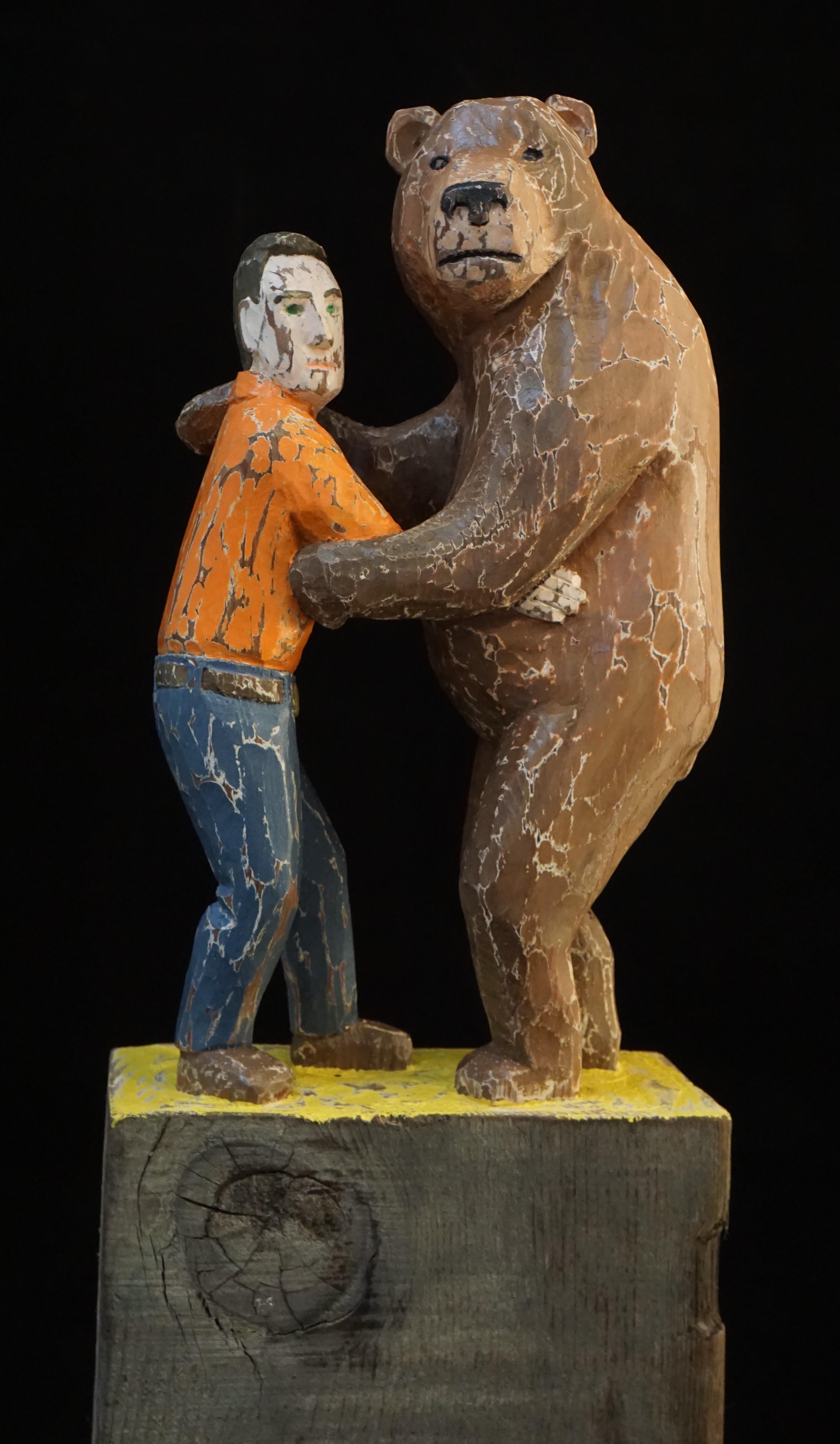 """Bear Dance"", 2017"