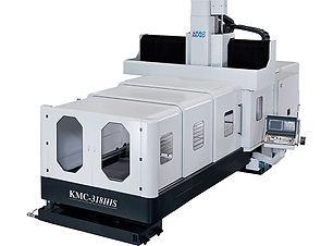 KMC-HIS 高速門型加工中心機_High Speed Vertical Do