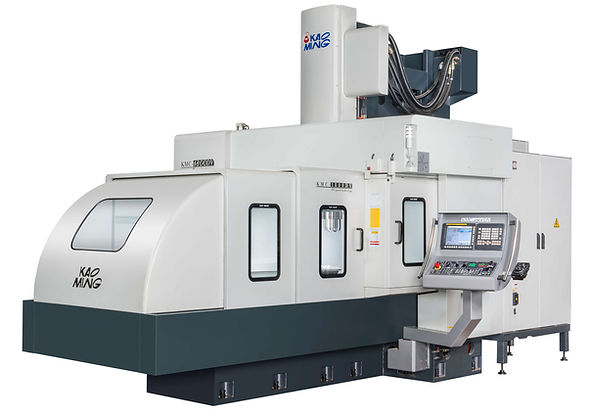 Vertical Double-Column Machining Center