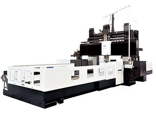 5-Axis Type Double-Column Machining Center-KMC-EP