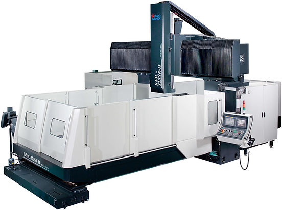 Double-Column Machining Center
