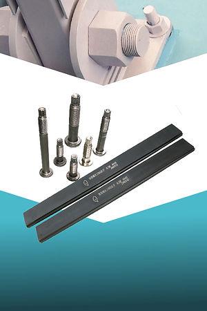 钢结构扭剪型螺丝牙板模具