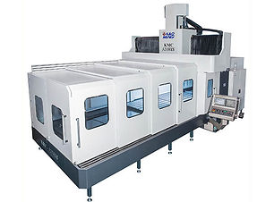 5-Axis Type Double-Column Machining Center-KMC-HIS-5A