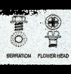 HEAD RECESS