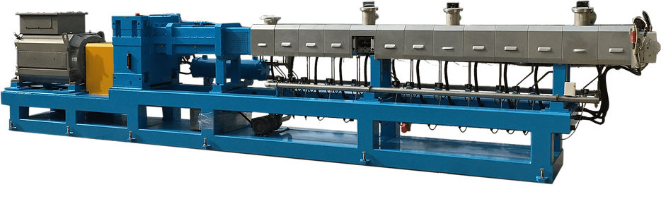 Co-rotation Twin Screw Extruder