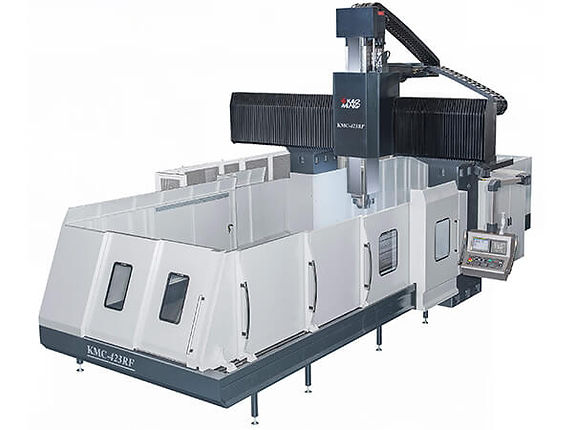 5-Axis Type Double-Column Machining Center