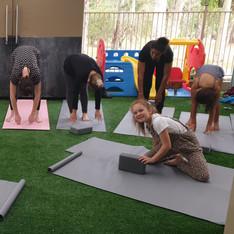 Close the Gap Day - Yoga