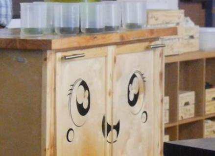 Meet Cuteda, the STEMTaught Microscope Cart