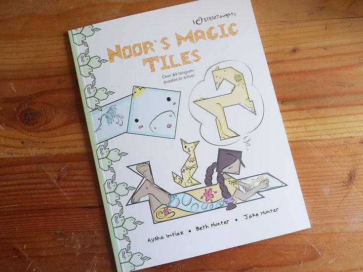 Noor's Magic Tiles (Book Only)