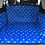 Thumbnail: CAWAYI KENNEL Pet Carriers Dog Car Seat Cover Trunk Mat Cover Protector Carrying