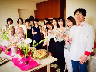 雛祭りパーティ in 芦屋