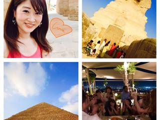 黄金期の幕開けツアー in エジプト