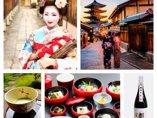舞妓さんと夕食会 & 国際交流 in 京都💛