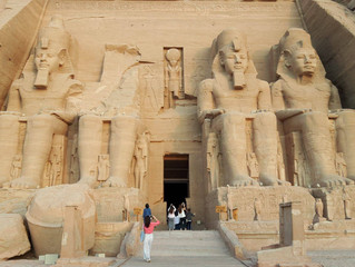 黄金期の幕開けツアー in エジプト⑤