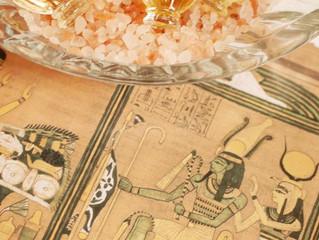 聖なるエジプト香油のワークショップ