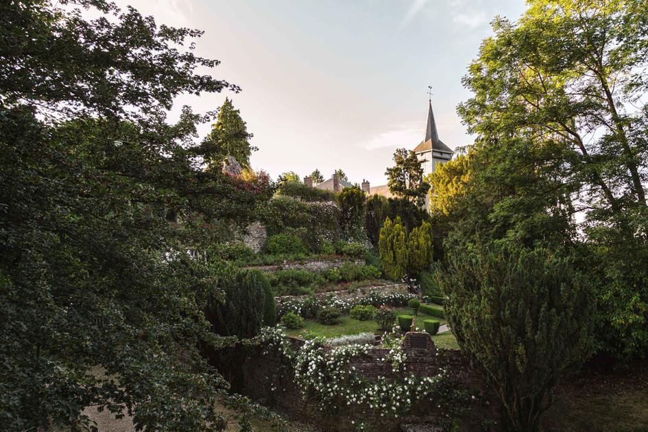Le jardin de Gerberoy, 2020