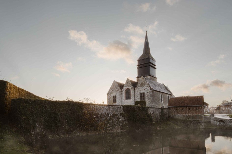 L'église de Senantes, 2020