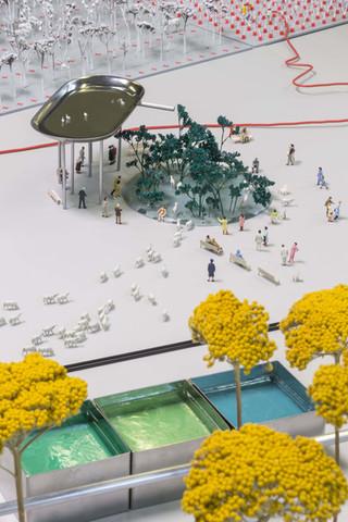 Augures, Biennale Architecture Paris