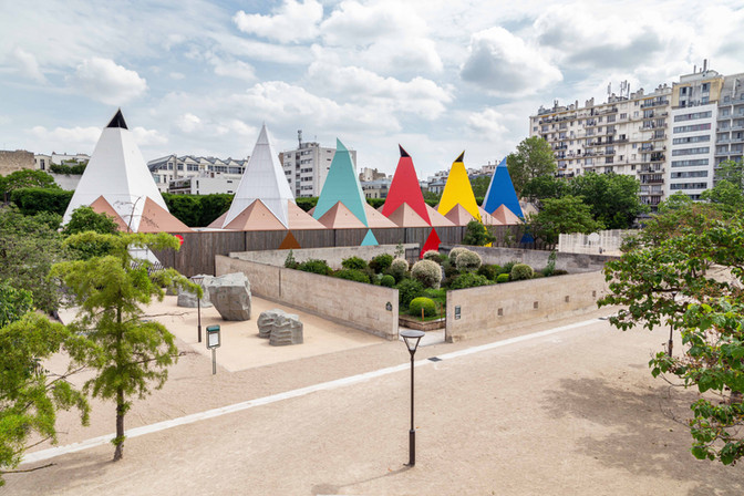 Le Palais de la Découverte, Paris