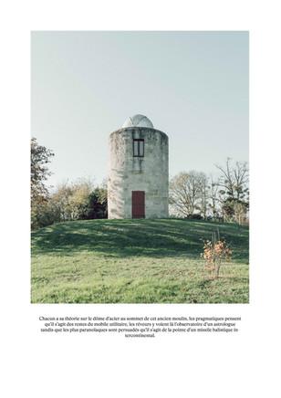 Le silo nucléaire