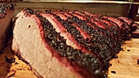 This #Beef Brisket has some serious curv