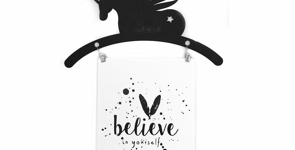 הדפס Believe