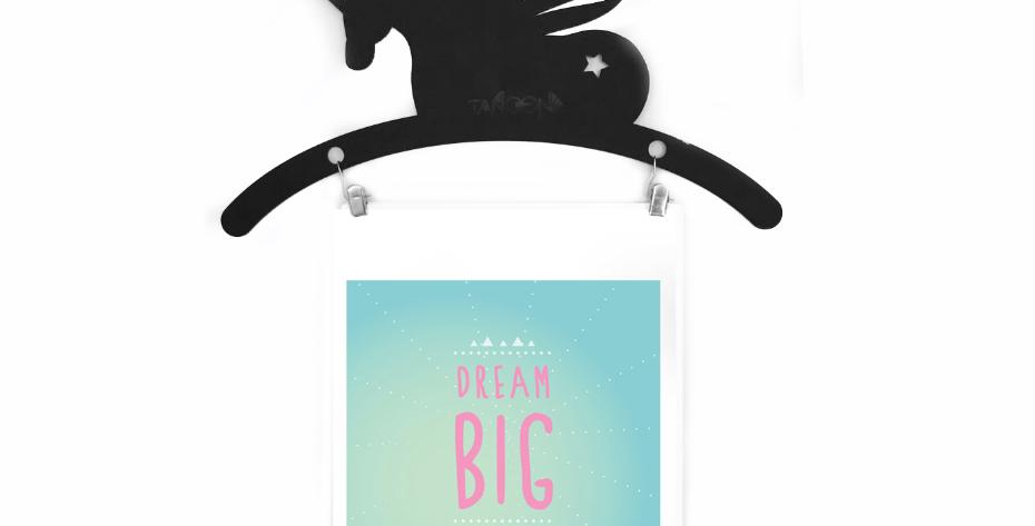 הדפס Dream Big