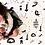 Thumbnail: שטיחון PVC - נוורלנד לבן