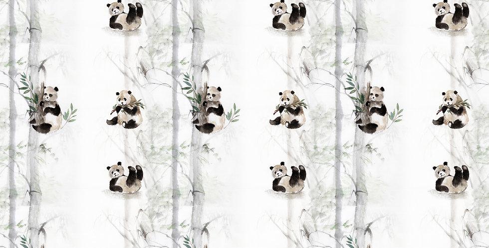 """טפט לקיר - """"Omer's Bamboo"""""""