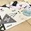 Thumbnail: שטיחון PVC - דגם חתלתול נורדי