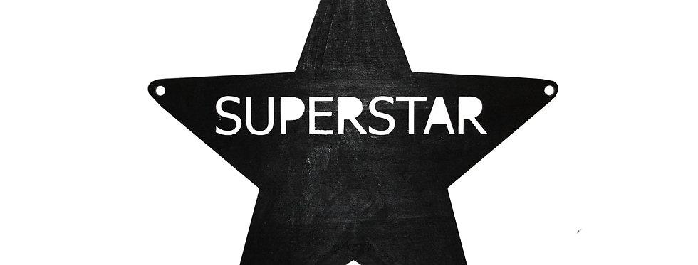 כוכב עץ סופרסטאר/ רוקסטאר