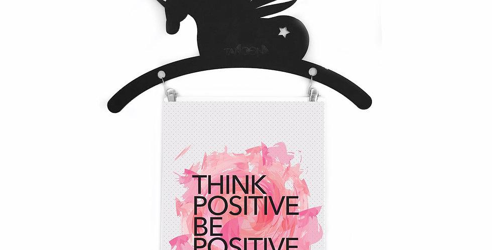 הדפס Think Positive