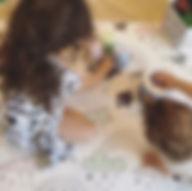 שטיח ויניל לחדר ילדים