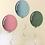 Thumbnail: שלישיית בלונים דקורטיביים לחדר