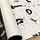 Thumbnail: טפט לקיר - B&W Neverland
