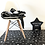 Thumbnail: שטיחון PVC - דגם קטס שחור