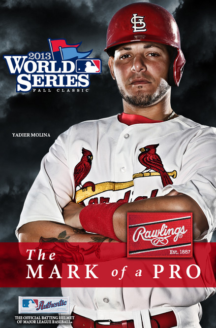 Rawlings 2013 World Series Ad