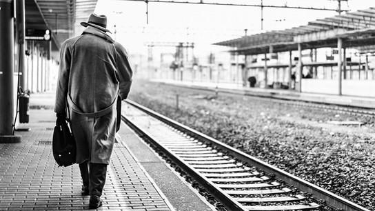 Railway Station #608