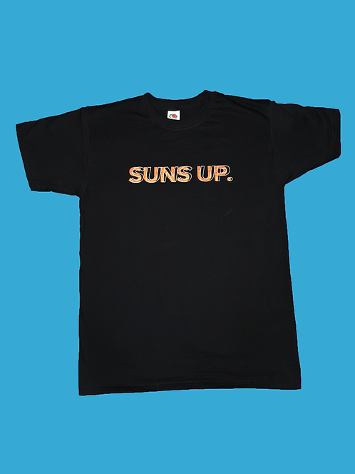 Suns Up T-Shirt - Black