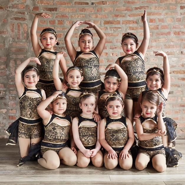 Pre-Ballet/Tap