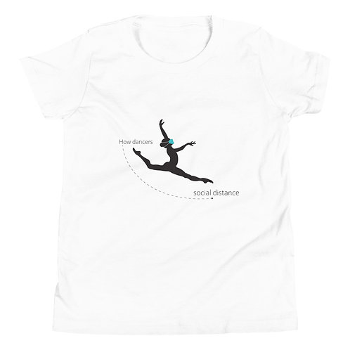 SDC Social Distance Youth Short Sleeve T-Shirt