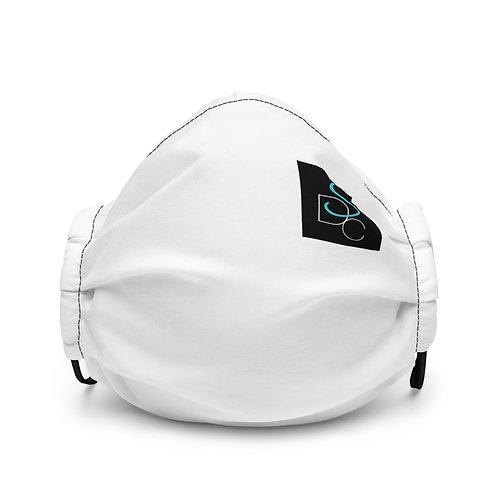 SDC Black Premium face mask
