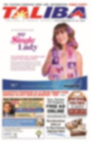 Cover - Taliba Newspaper 2020 Feb 07 -20