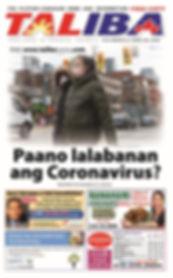 Taliba Newspaper 2020 Mar 21 -Apr 08_Pag