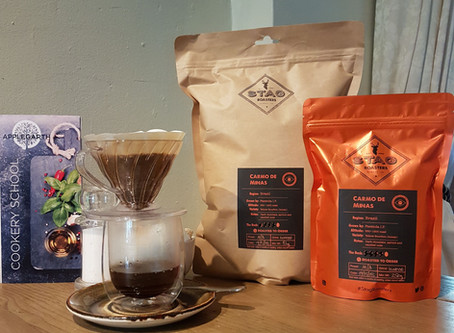 New coffee - The 'V60'
